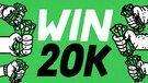 Win $20,000!
